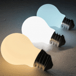 Color temperature of lights – what does it mean?